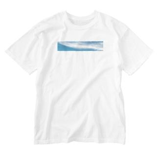 空 Washed T-shirts