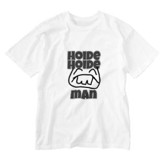 ほいで?ほいで?Tシャツ Washed T-shirts