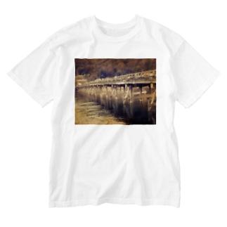 いにしえの Washed T-shirts