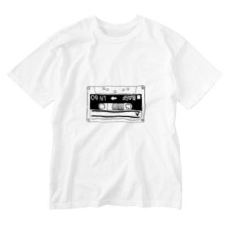 カセットテープ Washed T-shirts