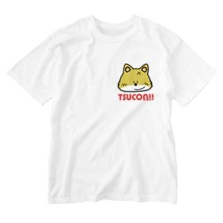 ツコーン Washed T-shirts