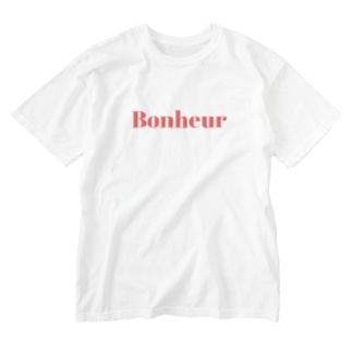 Bonheur Washed T-shirts