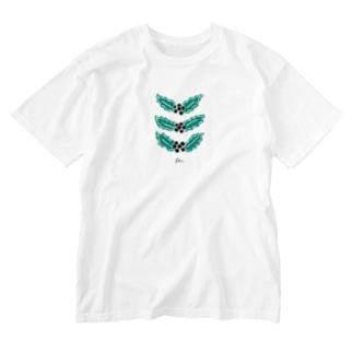 unicoのshu-03 Washed T-shirts