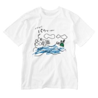 paupau Washed T-shirts