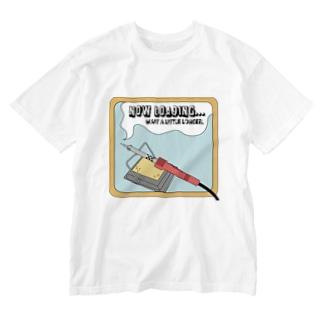 HANDAGOTE Washed T-shirts