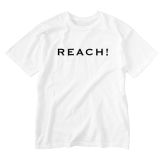 REACH! Washed T-shirts