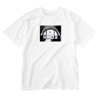 ボスポラス海峡 Washed T-shirts