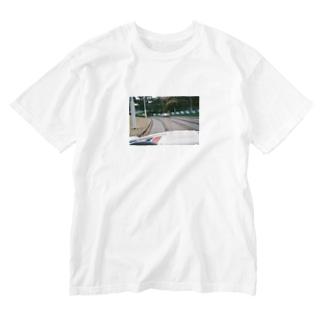 ゴーカート Washed T-shirts