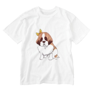 セントバーナード Washed T-shirts