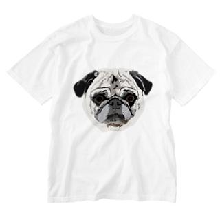 OCHAME Washed T-shirts