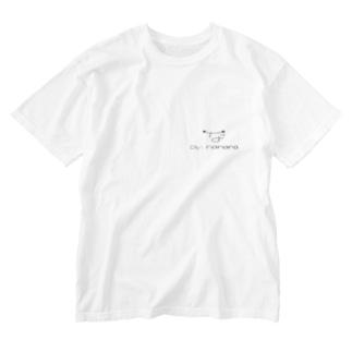 な Washed T-shirts