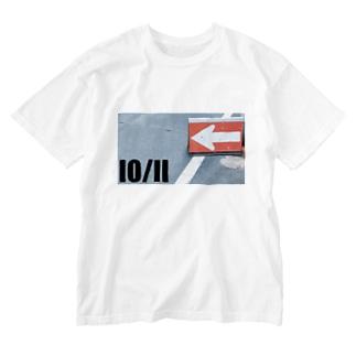 IO/II Washed T-shirts