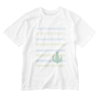 ジェラートラテアート /パイナップル×ブルーハワイ Washed T-shirts
