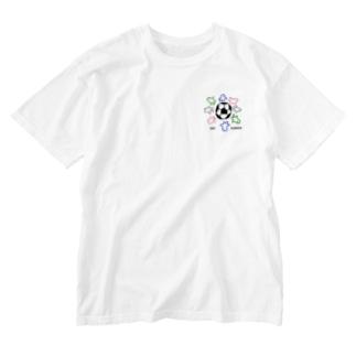 いせしまおくん番外編 Washed T-shirts