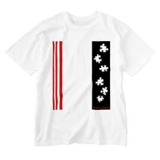 ジグソーパズル Washed T-shirts