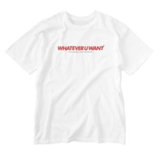 勝手にしやがれ Washed T-shirts