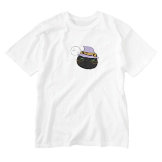 黒江マツコのつぶやきTシャツ Washed T-shirts