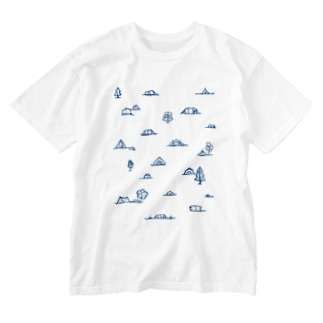 T23. FH/CampSite Washed T-shirts