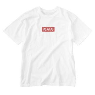 ん゛ん゛ん゛ Washed T-shirts