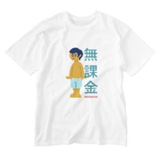 Slow Typingの無課金ユーザー 228 Washed T-Shirt