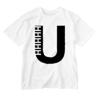 UHHHH Washed T-shirts