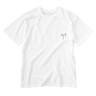 KAKUSEIKI Washed T-Shirt