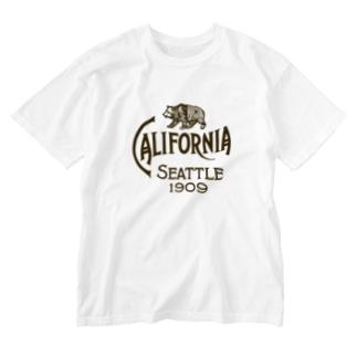 Alaska Yukon Pacific Exposition_BRW Washed T-shirts