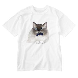 レン君 ノーマルバージョン Washed T-shirts