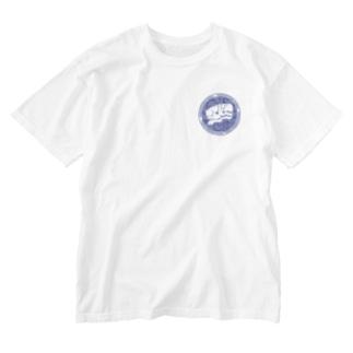aniまる コビトカバ / T-shirt Washed T-shirts