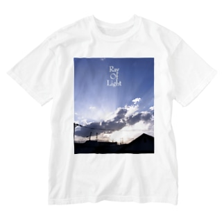 TAK-DesignのRay Of Light Washed T-shirts