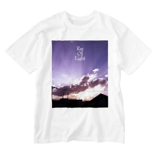 Ray Of Light-2 Washed T-shirts