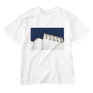 Vaasa/Vasaシリーズ 「サイロ」 Washed T-shirts