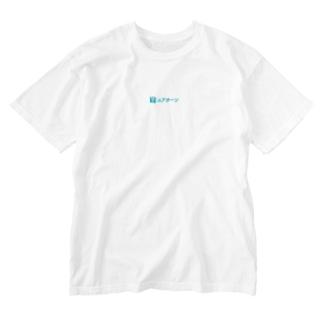 ユアターン Washed T-shirts