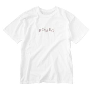 Romeo  Washed T-shirts