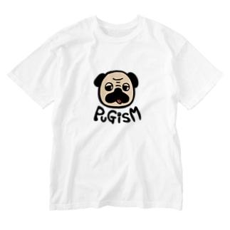 PUGISM Washed T-shirts