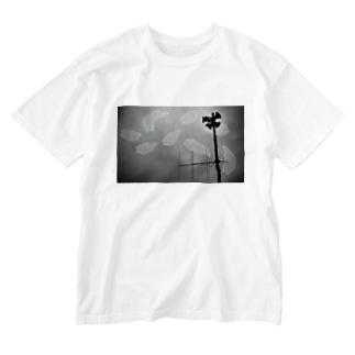 キョムノ群 Washed T-shirts