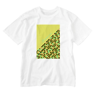696graphic_Pop80's Washed T-shirts