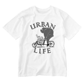 """URBAN LIFE"" #1 Washed T-Shirt"