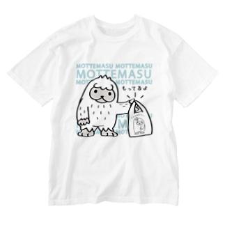 CT111 YETI is yeah*B*もってるよ Washed T-shirts