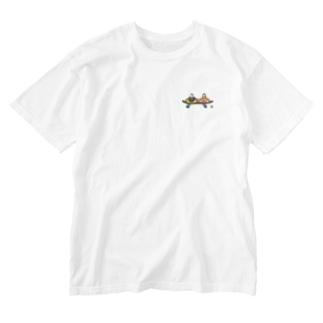 Tanabata Skate T-shirts Washed T-shirts