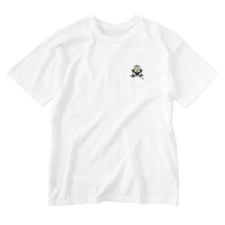 Fukusuke Skate T-shirts Washed T-shirts