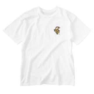Tiger Skate T-shirts Washed T-shirts