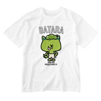 ダタラッシュ Washed T-shirts