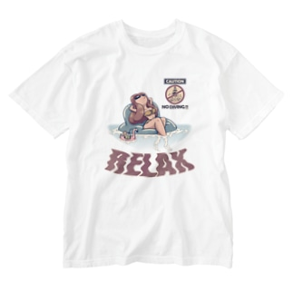 """""""RELAX"""" Washed T-Shirt"""