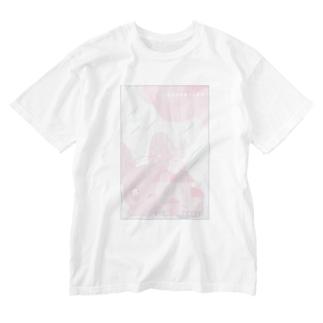 usagi house Washed T-Shirt