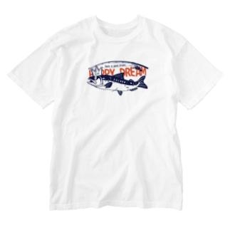 CT143 サモタンの夢 Washed T-shirts