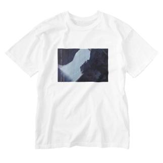 懐 Washed T-shirts