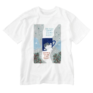 DO YOU WONT SOME MORE? Washed T-shirts