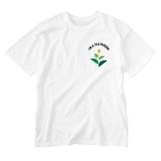 NICE ONEのTEA Washed T-shirts