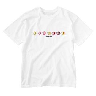 Ringo-kun Washed T-shirts